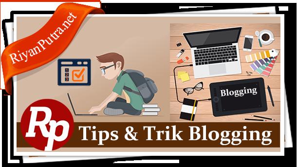 Fakta Penting dalam Ngeblog