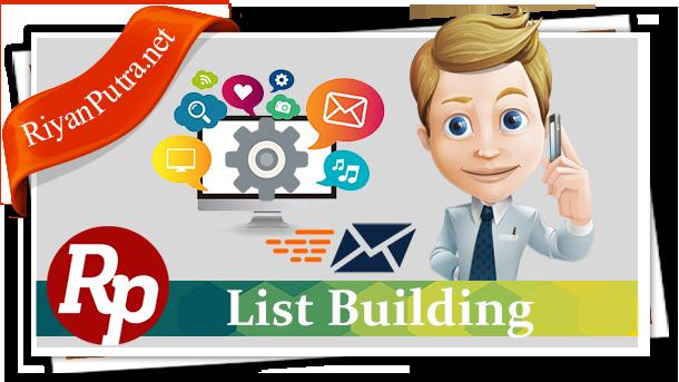 Langkah-langkah Melakukan List Building